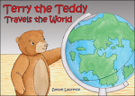 Terry The Teddy Travels The World